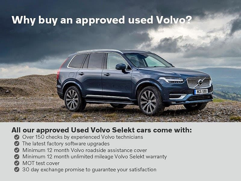 Volvo XC90 D5 AWD (200 PS) R-Design Geartronic (20' Alloy Wheels, Satellite Navigation)